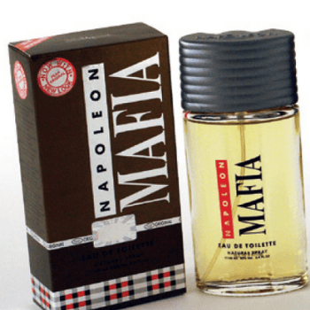 Napoleon Mafia Eau De Toilette (for Men)-100 ml - Marheba