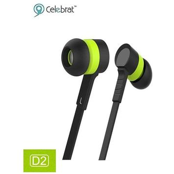Fone Buddy Celebrat D2 Magic Month Stereo Earphones With Mic - Marheba