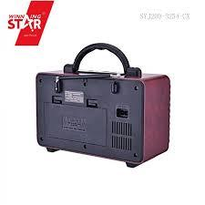 PX-30BT The radio FM/AM/SW USB/SD/TF, - Marheba