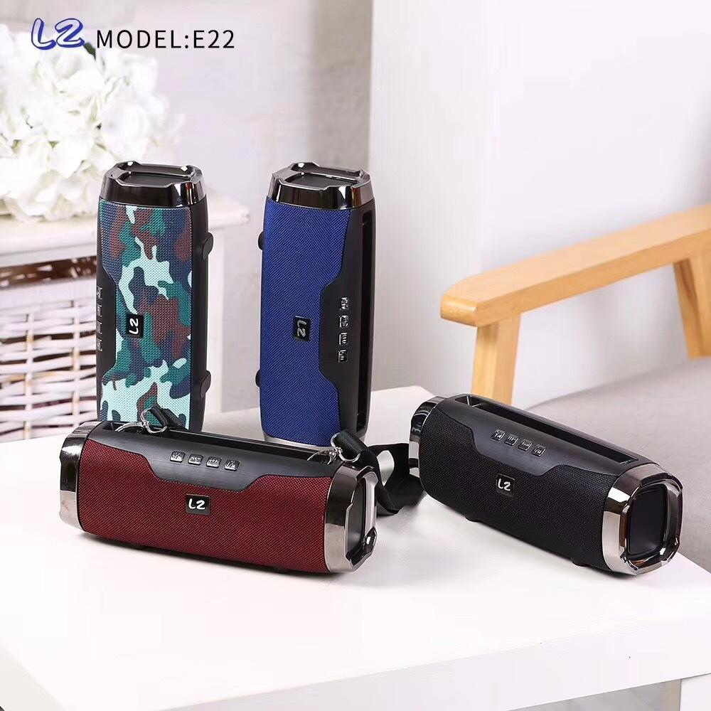 L2-E22 wireless Bluetooth speaker Portable card sub-woofer - Marheba