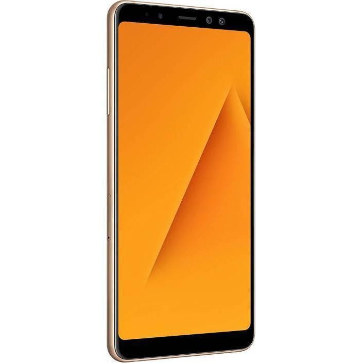 Samsung Galaxy A8 Plus (Gold, 64 GB)  (4 GB RAM) - Marheba