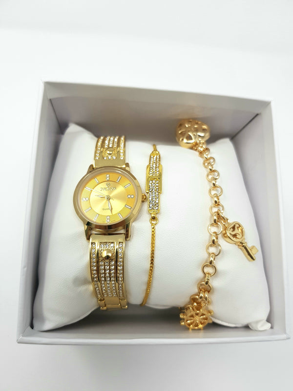 Sveston  SV-6175 Ladies Jewellery Set-(Gold)