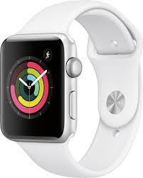 Apple Watch Series 3 Gps 42mm - WHITE - Marheba