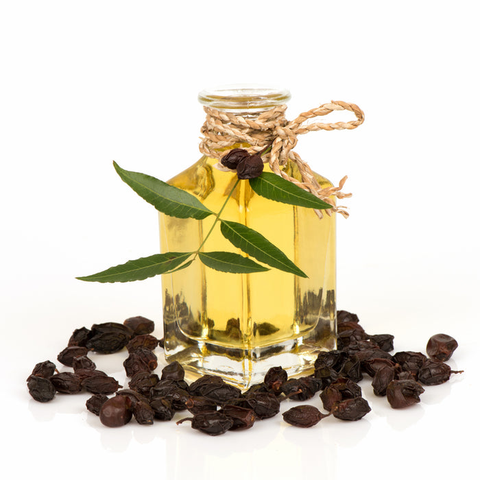 NEEM MASSAGE OIL ORG AYURVEDIC