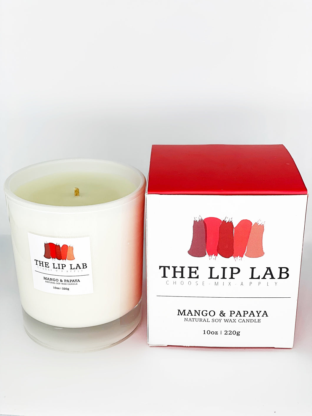 CANDLE - MANGO & PAPAYA
