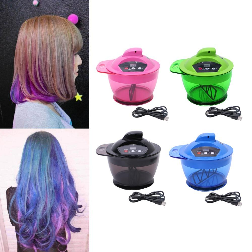 Electric Hair Coloring Mixing Bowl The Viral Marketplace