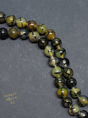 Dragon Agate Beads, Bulk