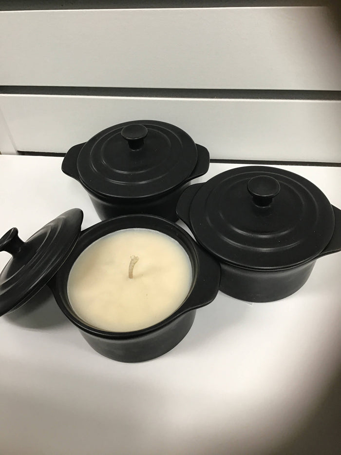 Large Pot Soy Citronella Candle