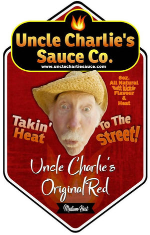 Original Red Hot Sauce
