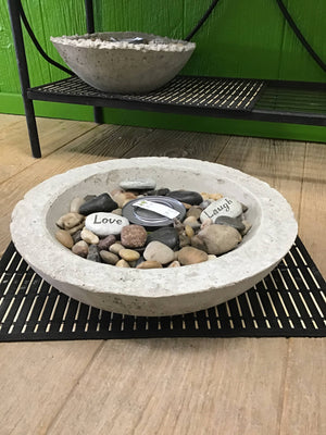Large Fire Bowl