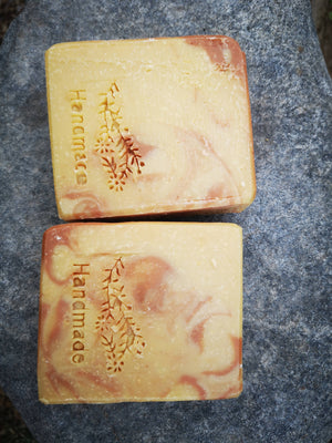 Tumeric Homemade Soap unscented
