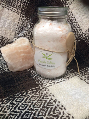 Himalayan Bath Salts Quart