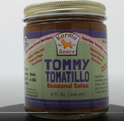 Tommy Tomatillo Seasonal Salsa