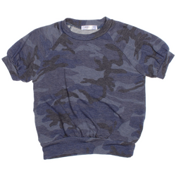 Adult Top - Koko Camo | Adult | Blue - Joah Love