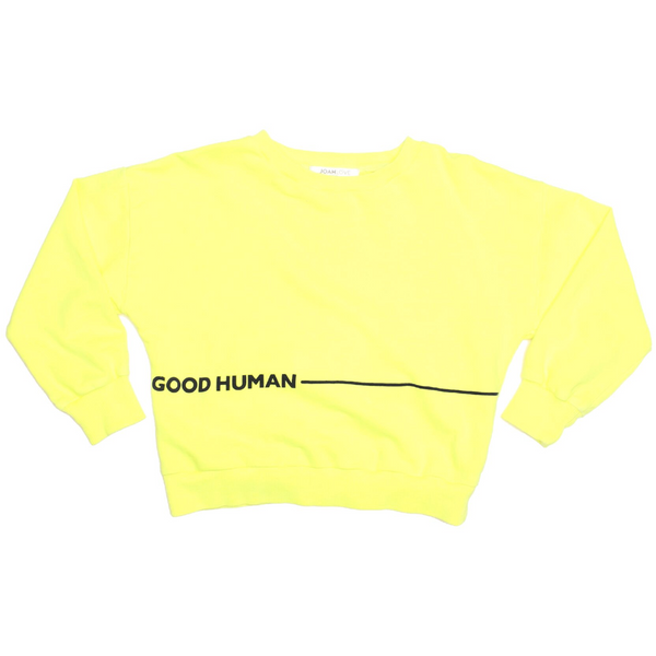 Unisex Top - Bowie GH | Yellow Neon - Joah Love