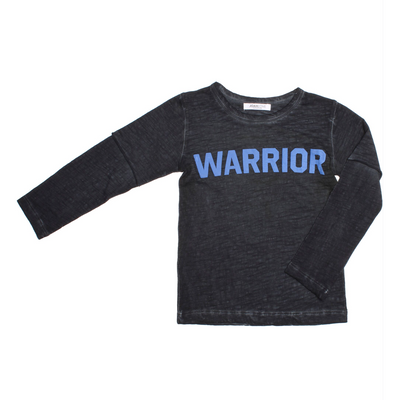 Boy's Tops - Kevin | Warrior | Black - Joah Love