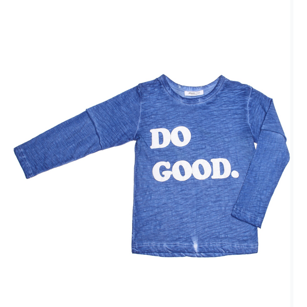 Boy's Tops - Kevin | Do Good | Amp Blue - Joah Love