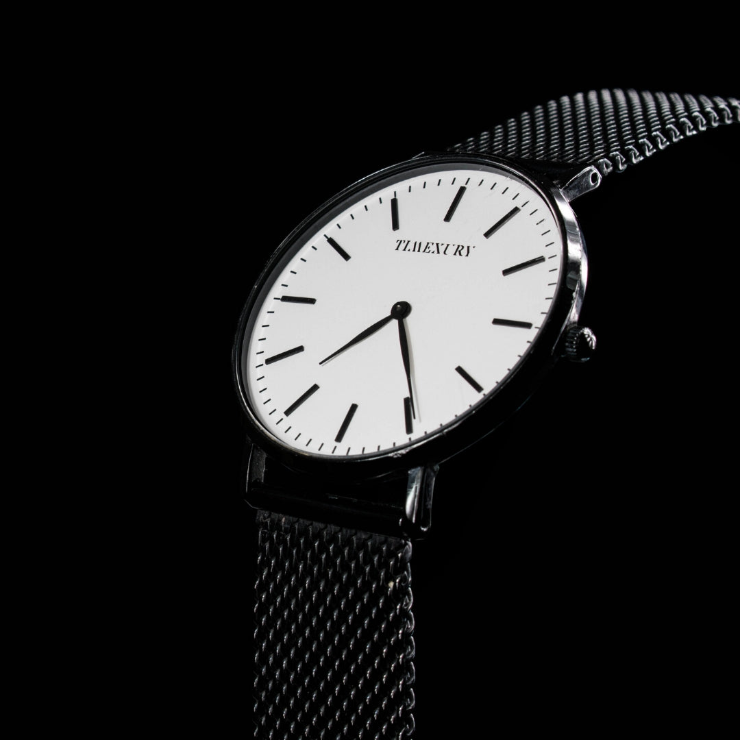 Black & White Classy - TimexuryWatches