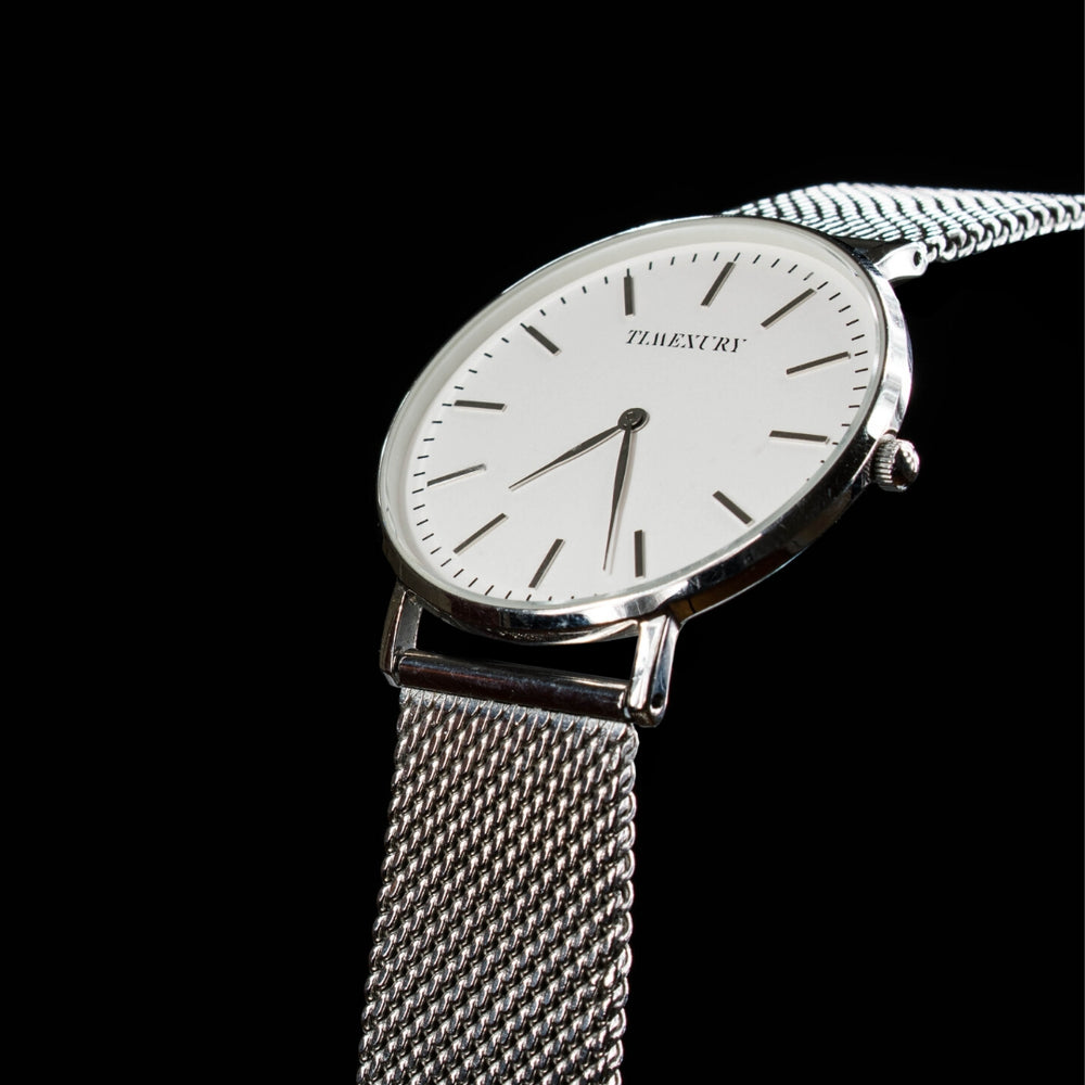 Silver Classy - TimexuryWatches