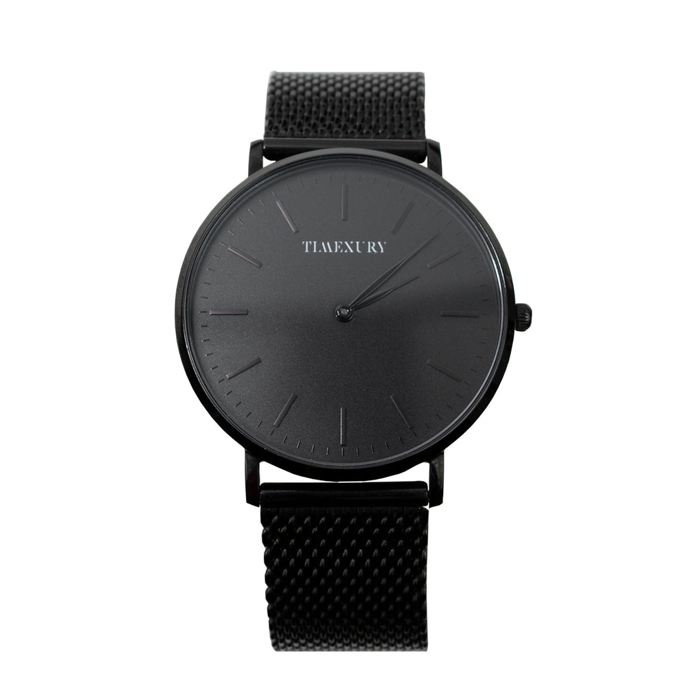 Black Classy - TimexuryWatches