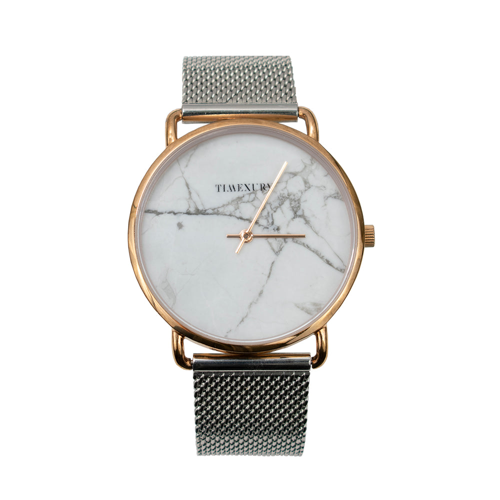 Marble Silver - TimexuryWatches