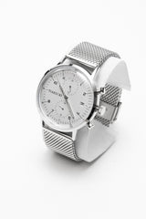 Silver Chronos - TimexuryWatches