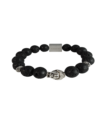LAVA STONE & SILVER BUDDHA - TimexuryWatches