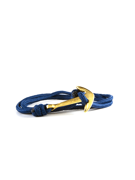 NAVY BLUE & GOLD