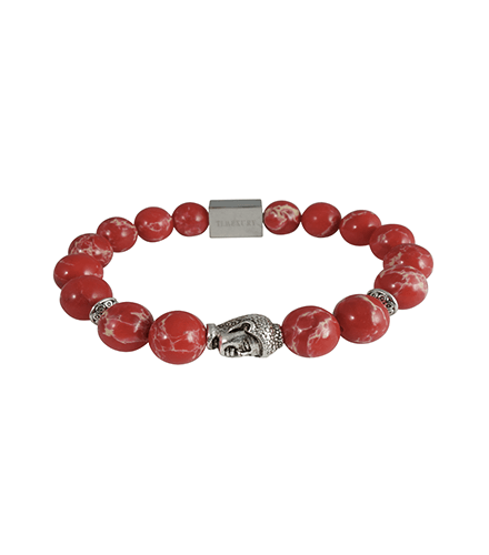 RED SEA & SILVER BUDDHA