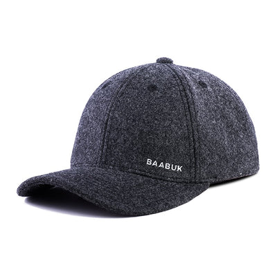 Wool Hats - Dark Grey