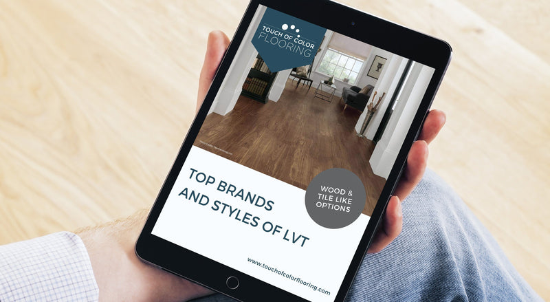 E-Book: Top Brand and Styles of LVT