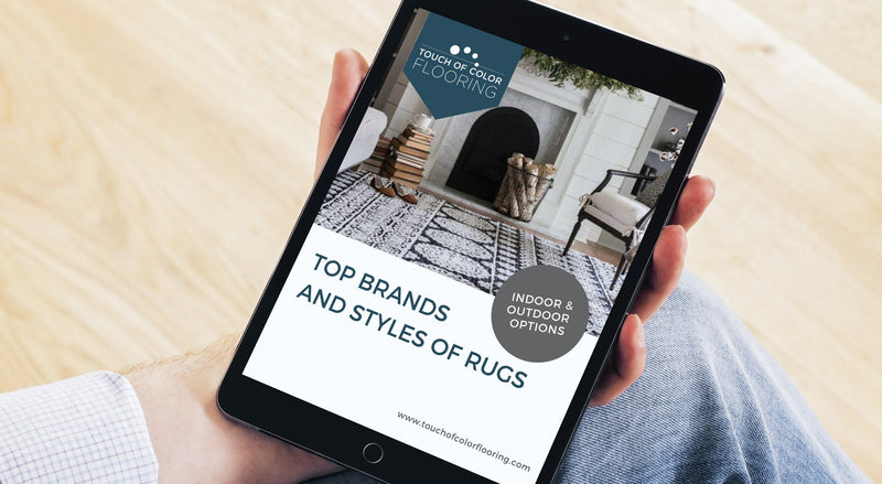 E-Book: Top Brands and Styles of Rugs
