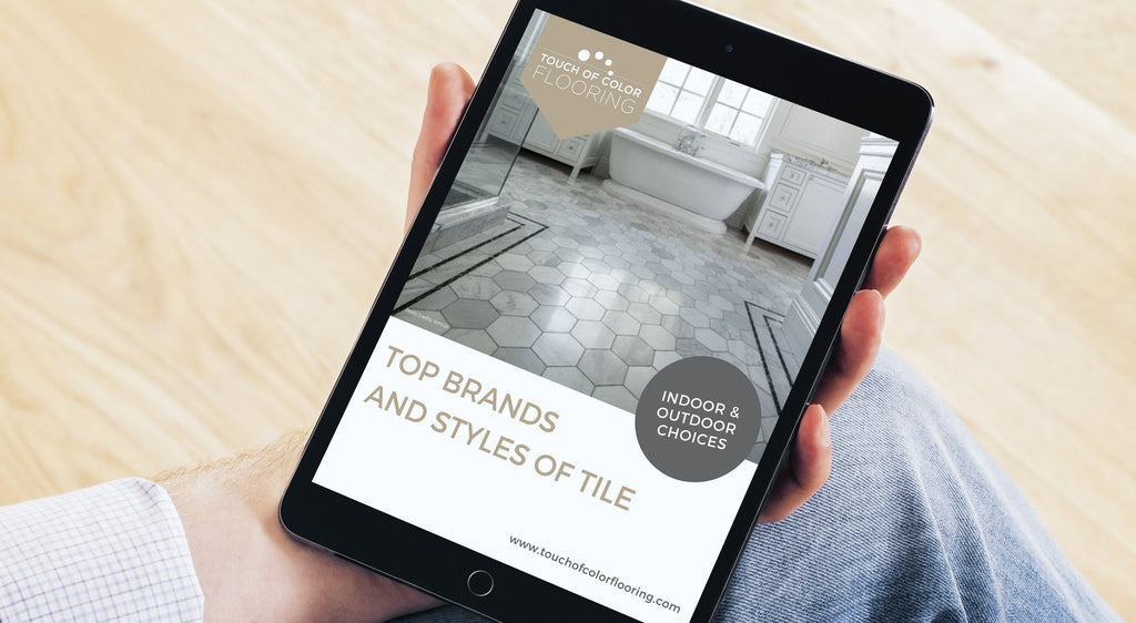 E-Book: Top Brands and Styles of Tile