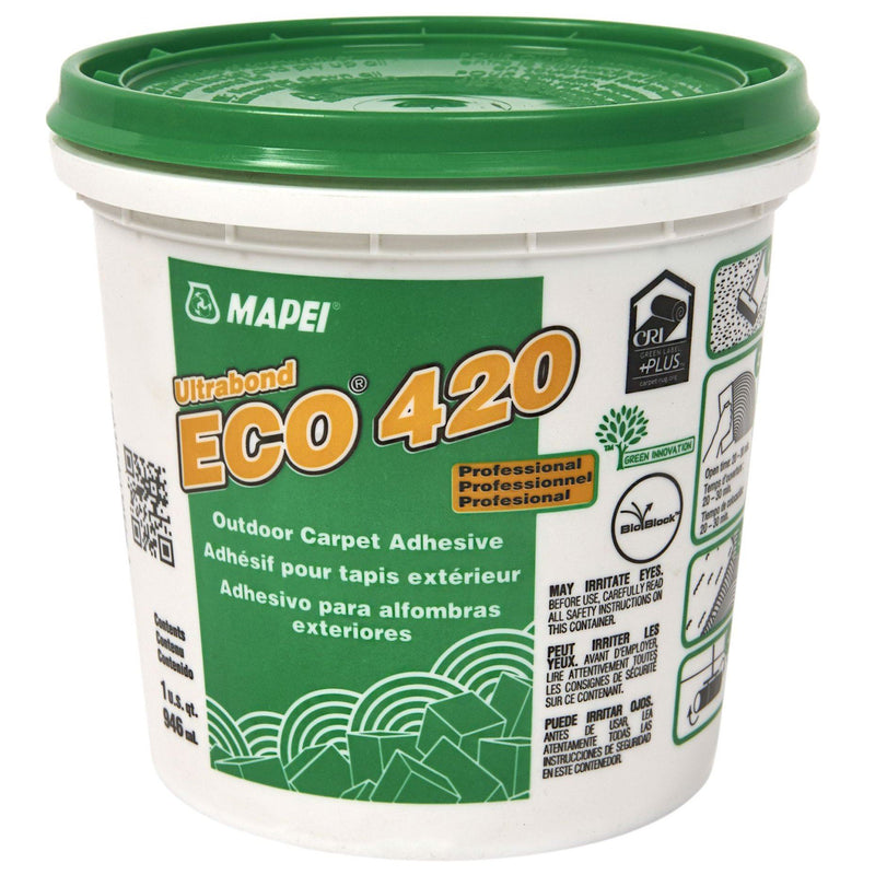 Ultrabond ECO® 420 Outdoor Adhesive 1 gal.