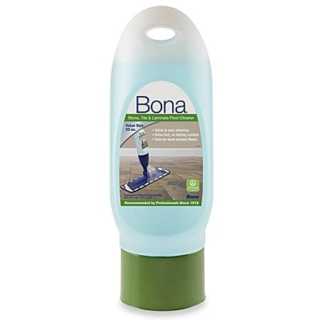 Bona Pro Series Stone/Tile/Laminate Floor Cleaner Cartridge 33oz.