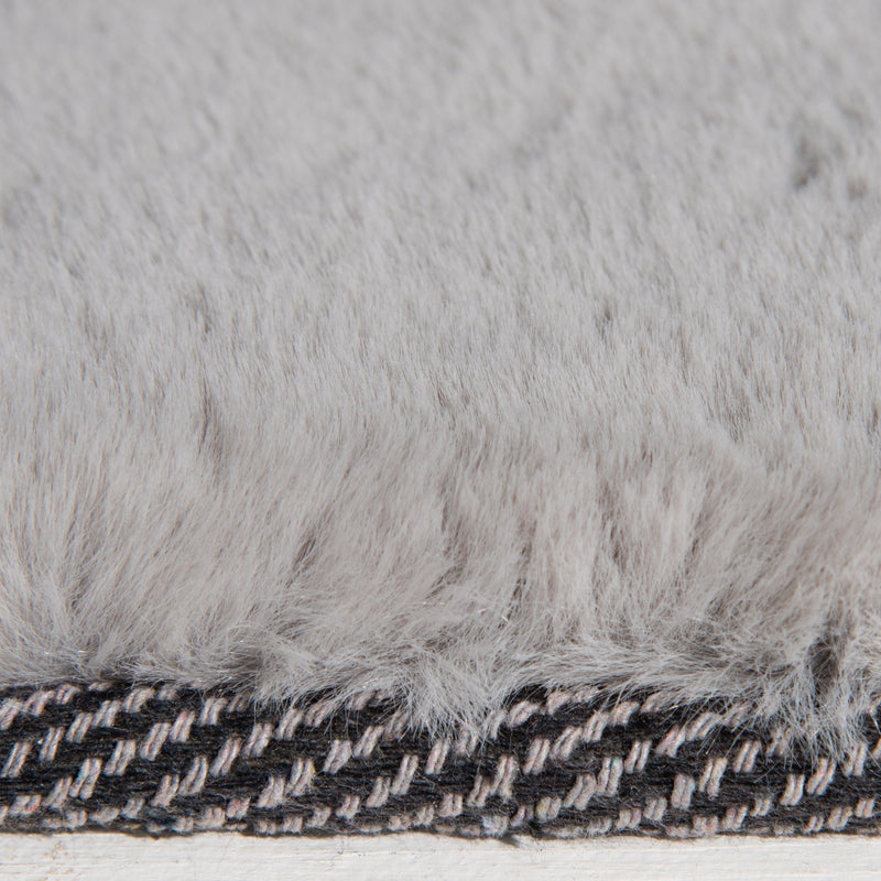 "Super Soft Gray Rugs Like ""The Brinley"" Warm Up Any House"