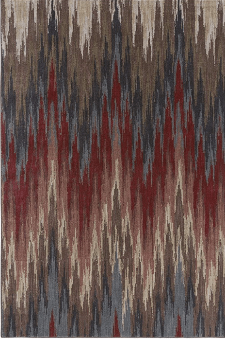 Big Horn Mesquite Rug Vibrant Colors and Pattern