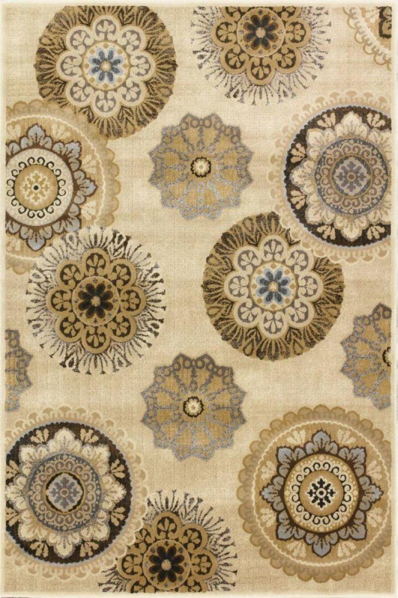 Providence Vintage Pearl Rug From Central Oriental