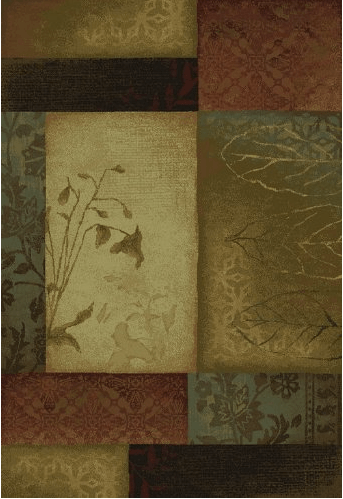 Hudson 40A Rug Fall Inspired From Oriental Weavers