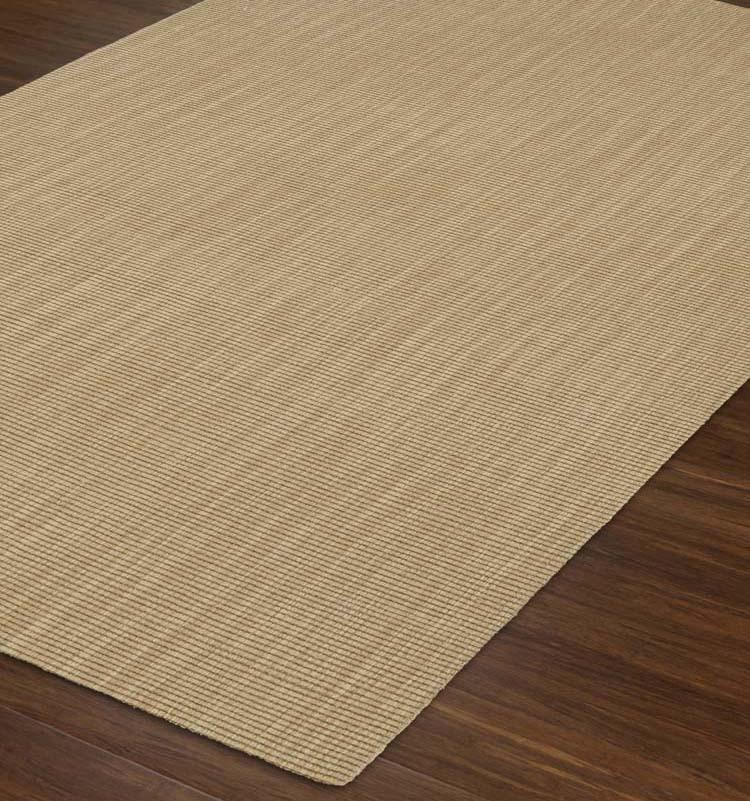 Monaco Sisal MC100 Sandstone Rug 5x8 From Dalyn
