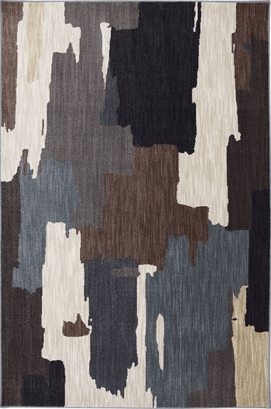 Oak Park Flint Rug With Vibrant Style and Earth Tone Colors From Mohawk