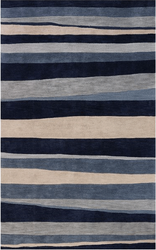 Studio SD313 Coastal Blue Rug From Dalyn