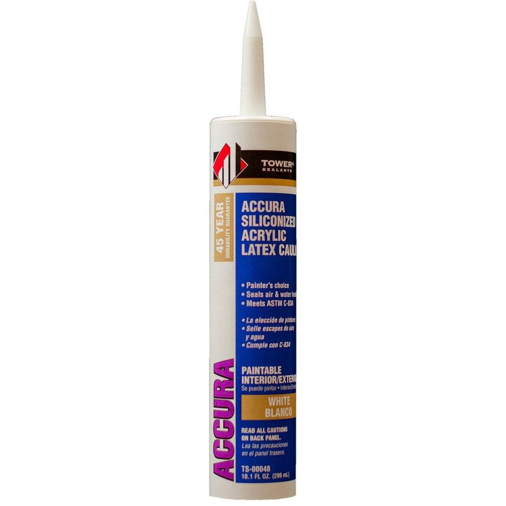 Accura Siliconized Caulk