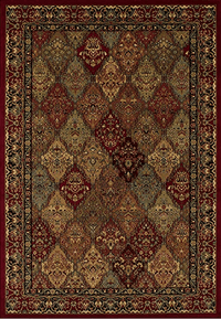 Wembley WB38 Red Rug From Dalyn in Harrisburg, PA