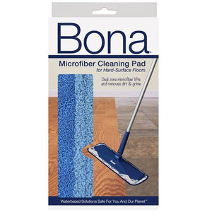 Bona Pro Series Microfiber Cleaning Pad 18""