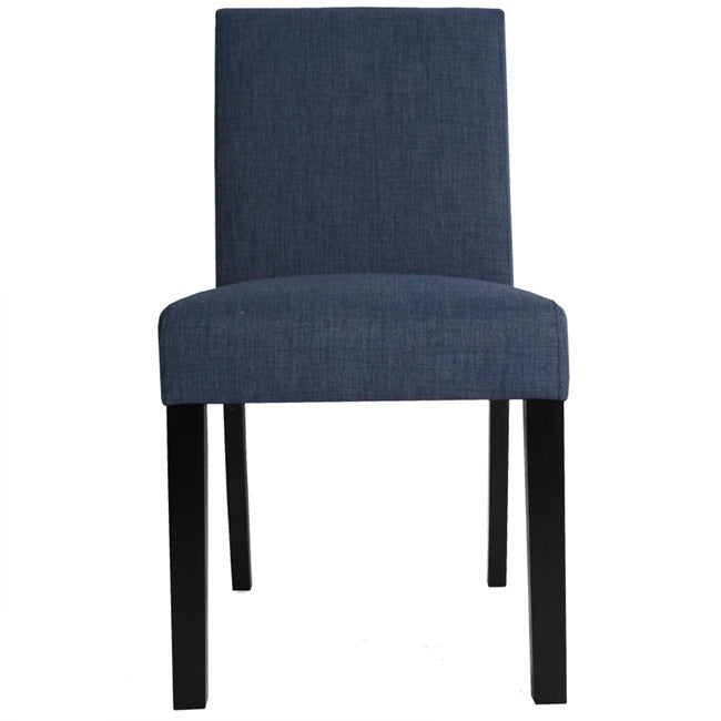 Tom Dining Chair - Denim | FREE DELIVERY - OzChairs.com.au™