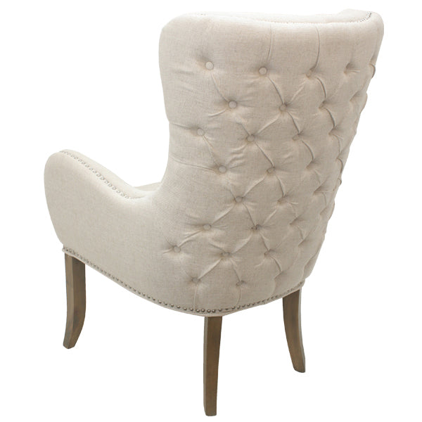 Thomas Arm Chair - Natural  | FREE DELIVERY - OzChairs.com.au™