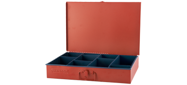 Compartment Box With 12 Adjustable Dividers 90012C