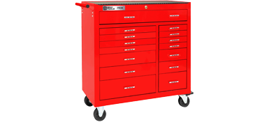 15 Drawer Roller Cabinet - PRO+ Series 93215