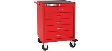 5 Drawer Roller Cabinet - PRO+ Series 93250